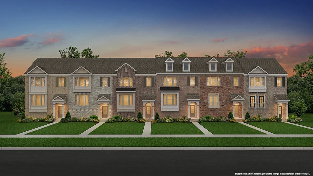 Move In Ready New Home In The Park at Old Roswell Community