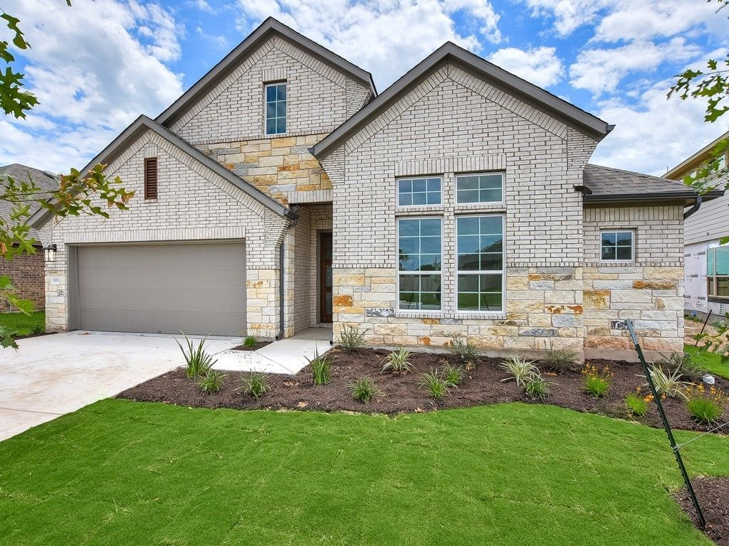 Move In Ready New Home In Park at Blackhawk Community