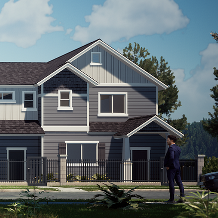 Ready To Build Home In Shadow Mountain Village Community