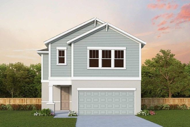 Move In Ready New Home In Flora Gardens Community