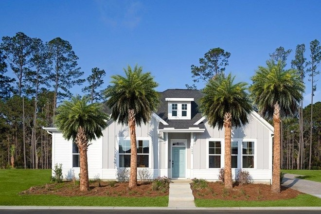 Ready To Build Home In Encore at Carolina Park - Garden Series Community