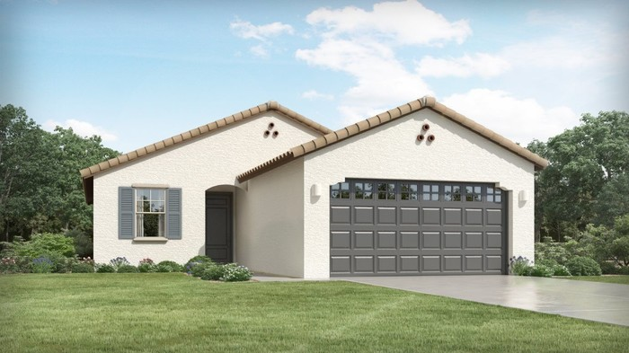 Ready To Build Home In Peralta Canyon - Discovery Community