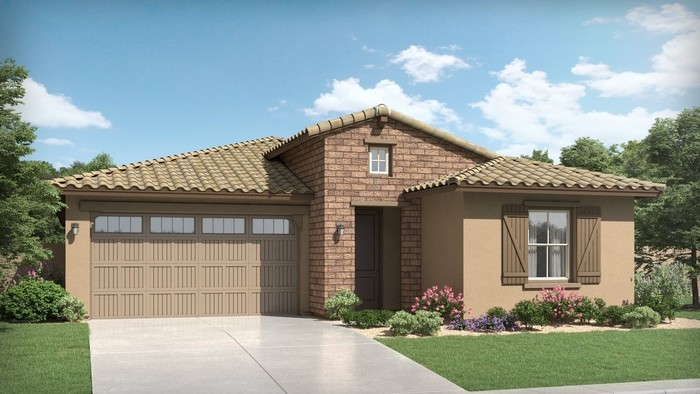 Ready To Build Home In Peralta Canyon - Horizon Community