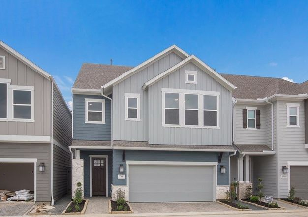 Move In Ready New Home In Timbergrove Village Community