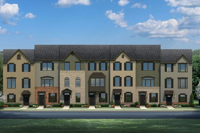 Ready To Build Home In Foster's Glen Townhomes Community
