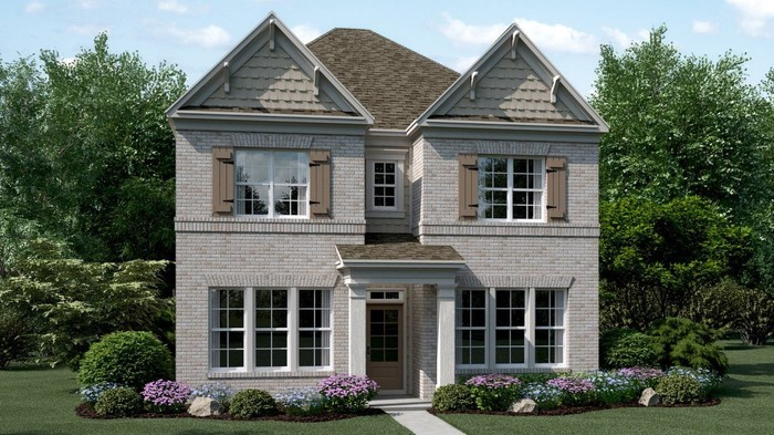 Ready To Build Home In Envoy - 30' Rear Entry Community