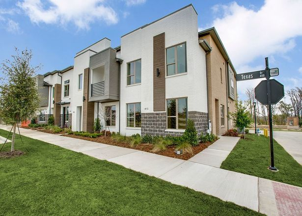 Ready To Build Home In Heritage Creekside Community