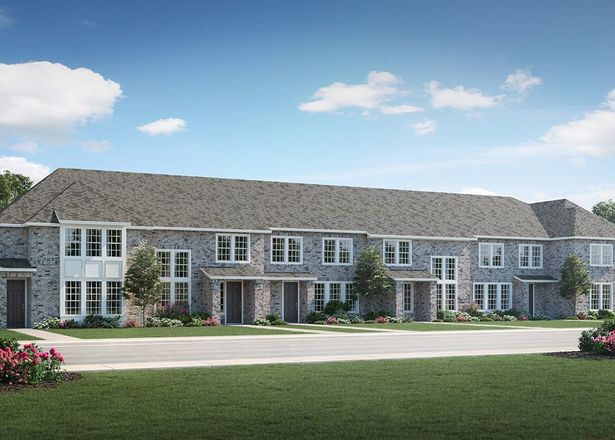Ready To Build Home In Frisco Springs Community
