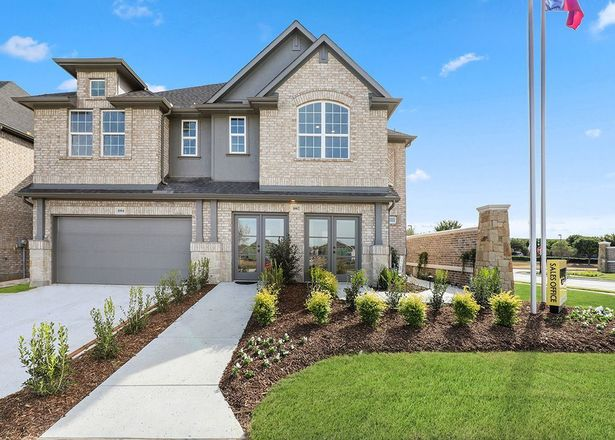 Ready To Build Home In The Village at Twin Creeks Community