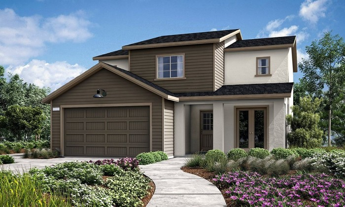 Ready To Build Home In Ironsides - Chateau Series Community