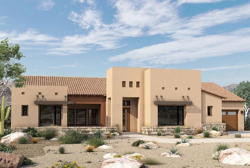 Ready To Build Home In Storyrock Community