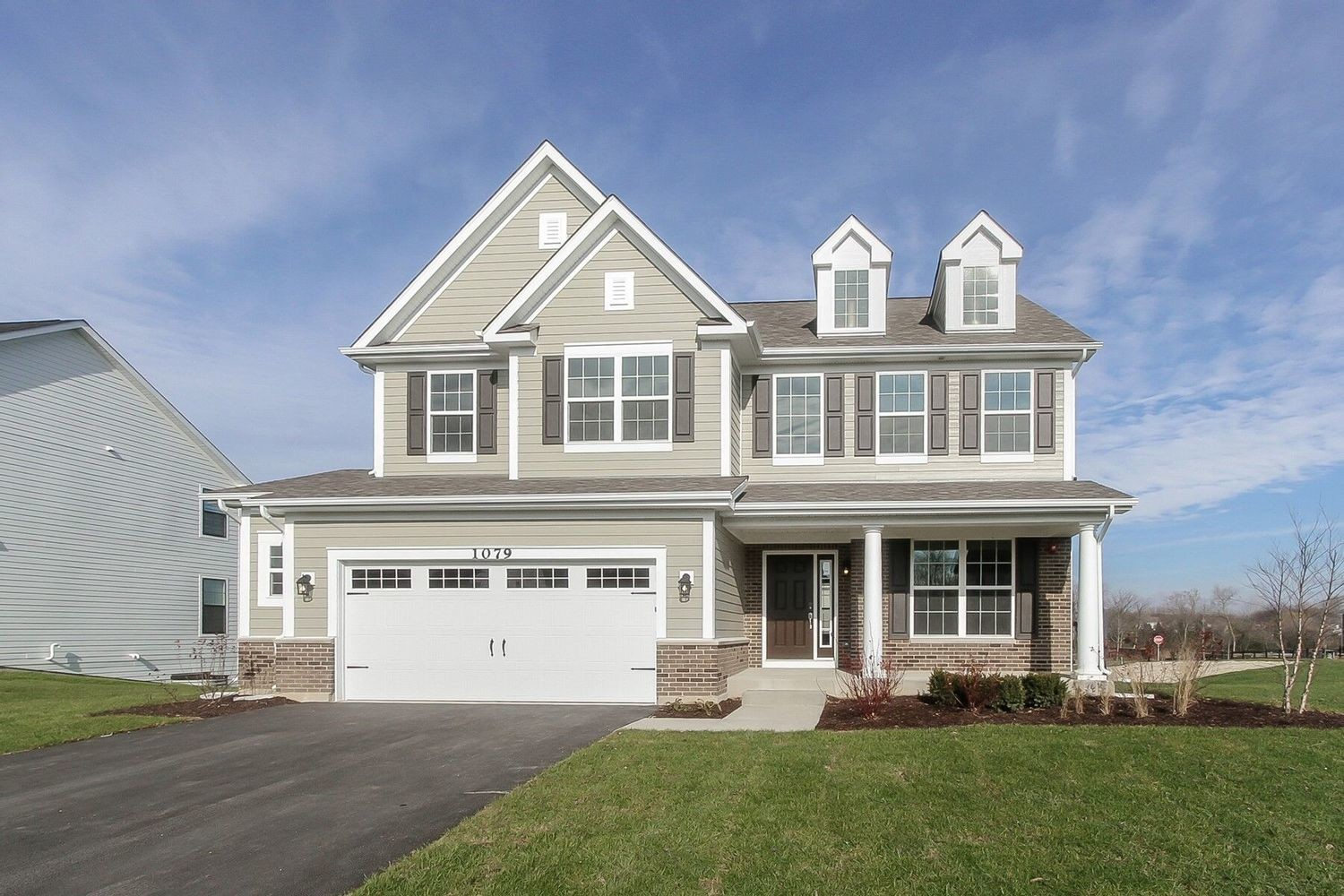 Move In Ready New Home In Avery Ridge Community