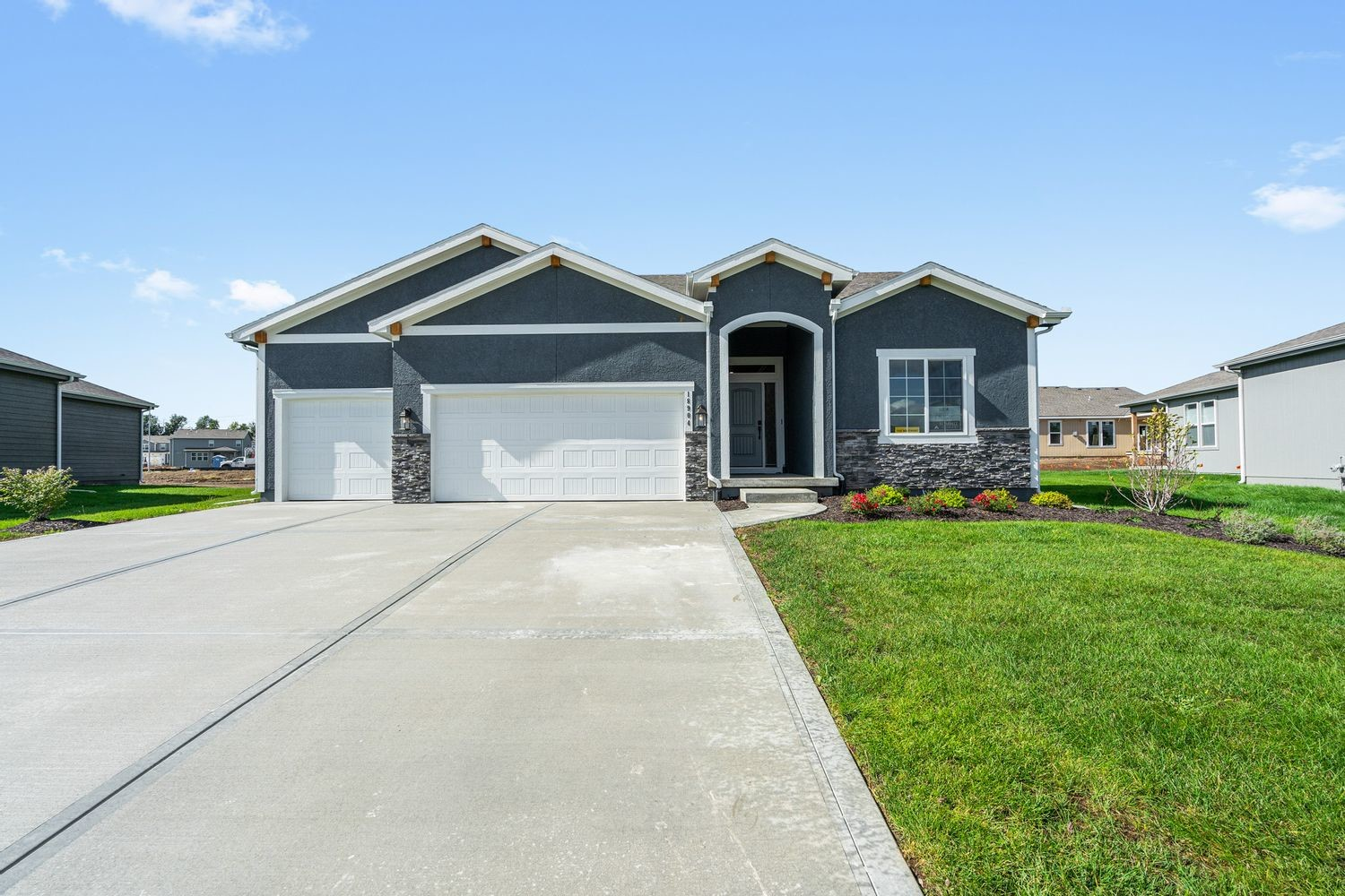 Move In Ready New Home In Care-Free at Foxwood Ranch Community