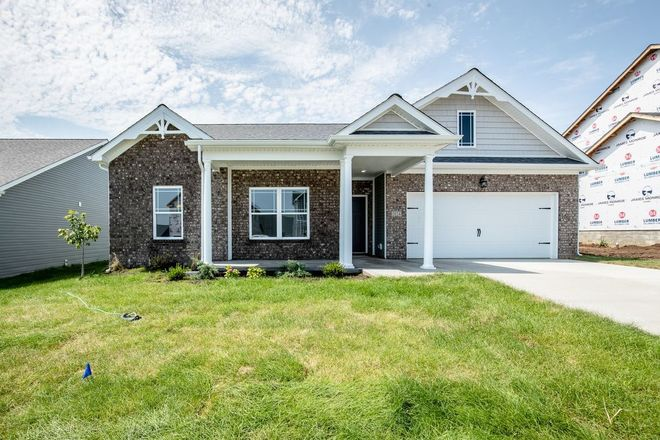 Move In Ready New Home In Eastgate Community