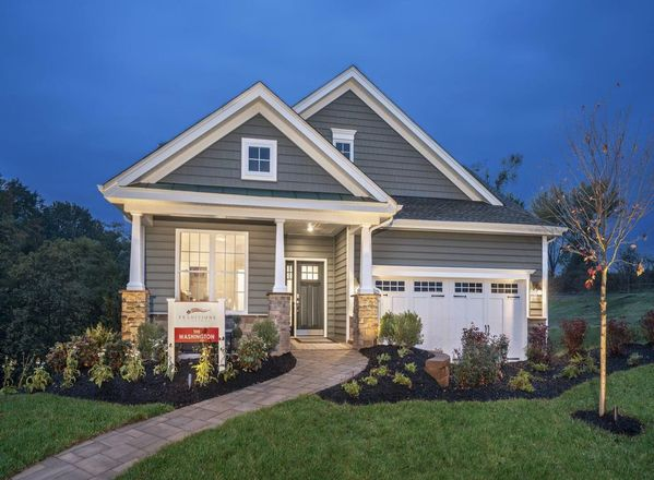 Ready To Build Home In West Brandywine Community