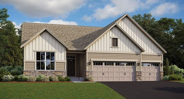 Move In Ready New Home In Laurel Creek - Discovery Collection Community