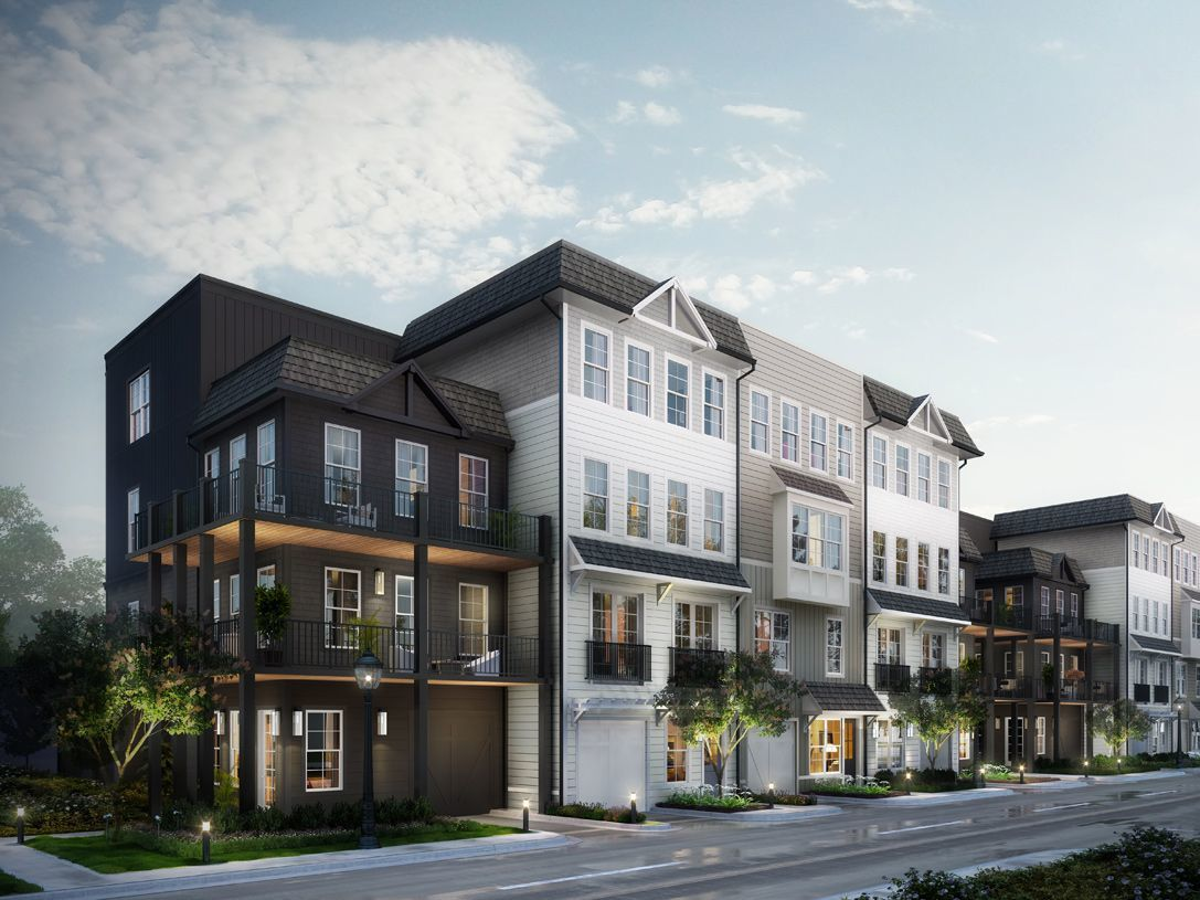Move In Ready New Home In Oxley Edgewood - Manor Homes Community