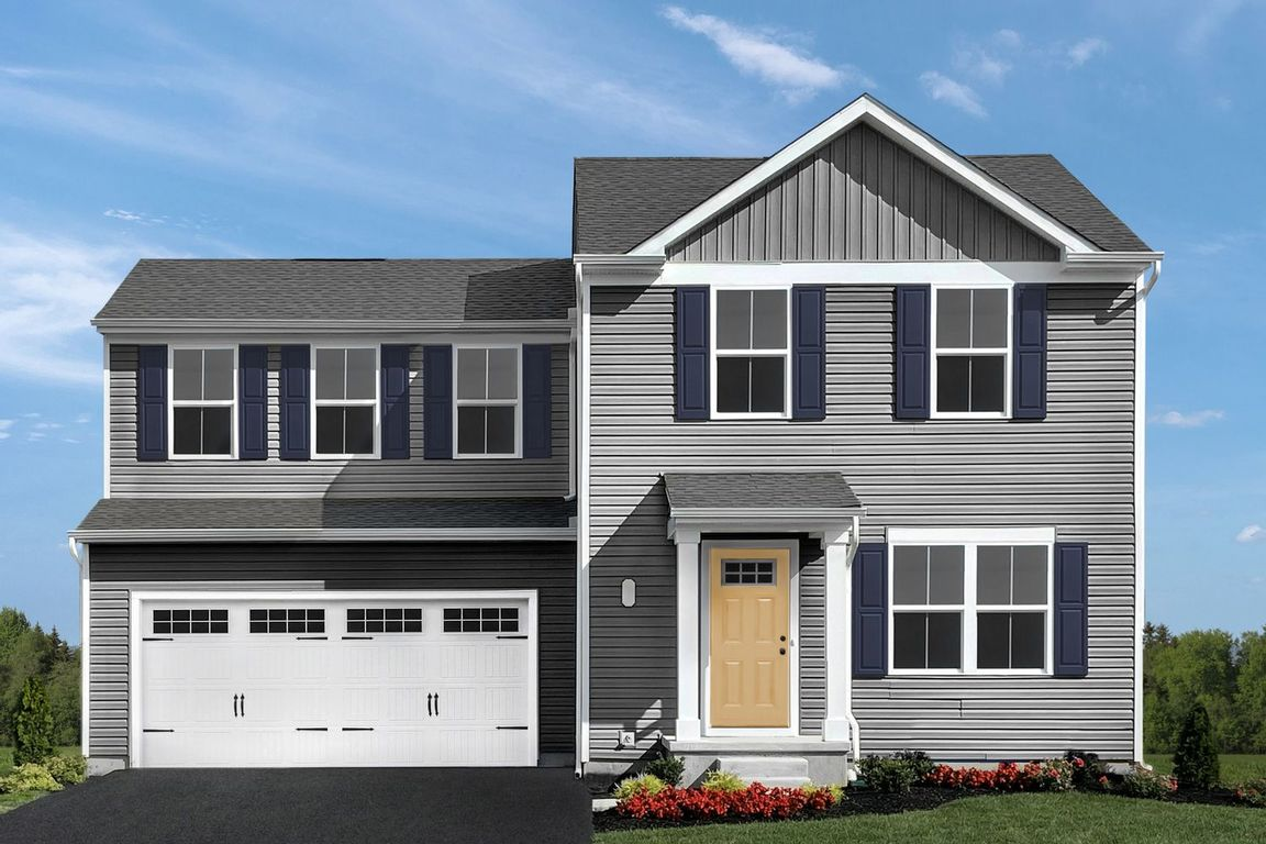 Ready To Build Home In The Grove at Shady Creek Community