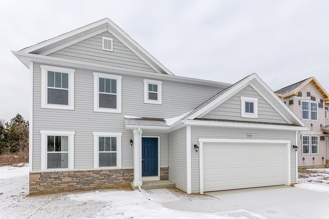Move In Ready New Home In Stillwater Community