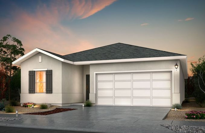Ready To Build Home In The Paseos at Mission Ridge Community