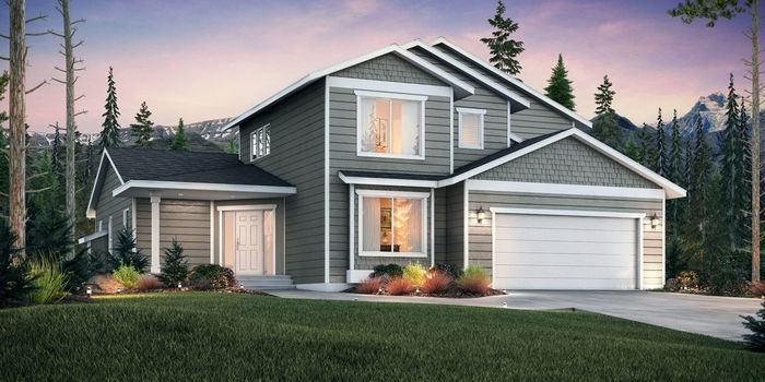 Ready To Build Home In Heather Wood Estates Community
