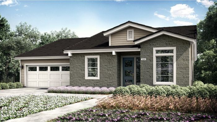 Move In Ready New Home In Riverstone - Skye Series Community