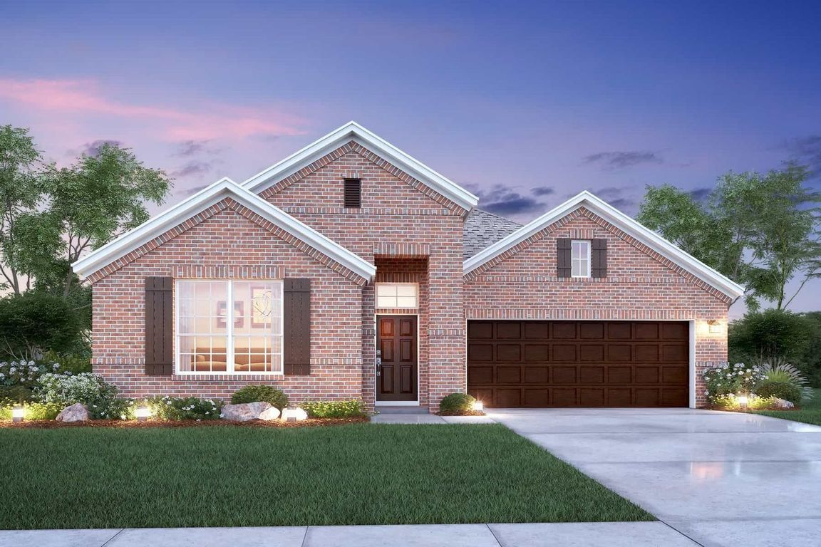Ready To Build Home In Twin Hills Community