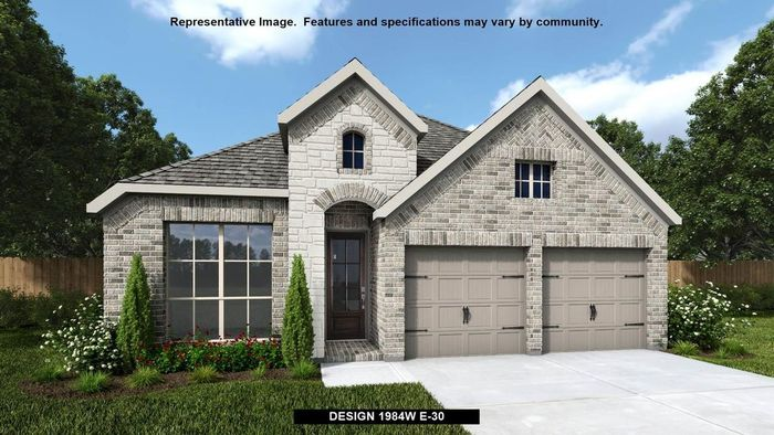 Move In Ready New Home In Meridiana 45' Community