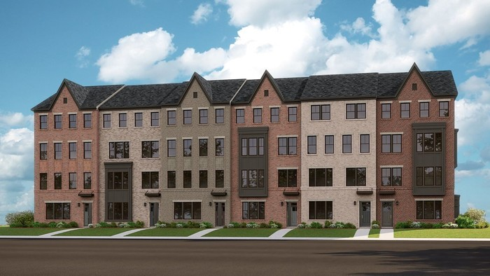 Ready To Build Home In Metro Walk at Moorefield Station - Condos Community