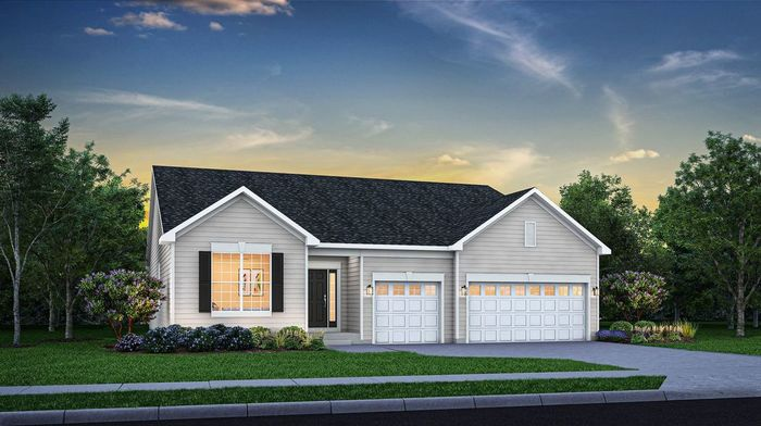 Ready To Build Home In Heather Ridge Community