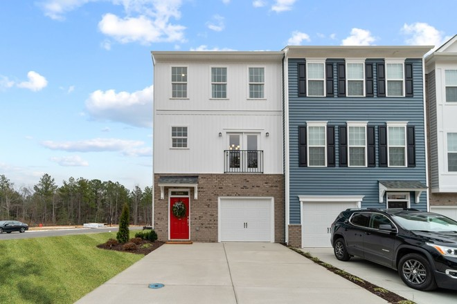 Ready To Build Home In IronBridge Townhomes Community