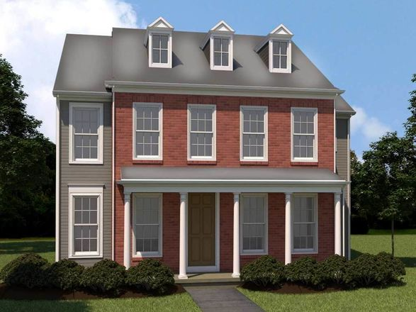 Move In Ready New Home In Meeder Community