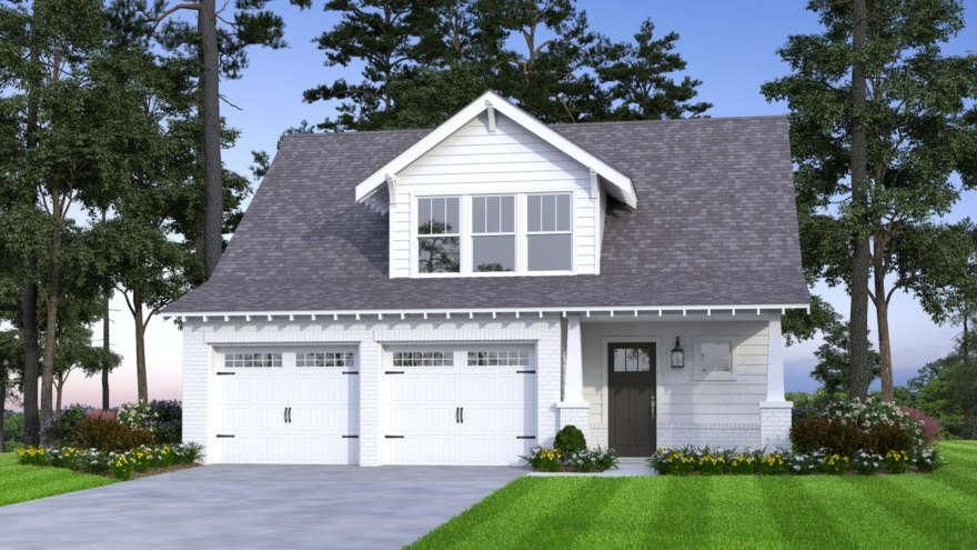 Ready To Build Home In Sydney Manor Community