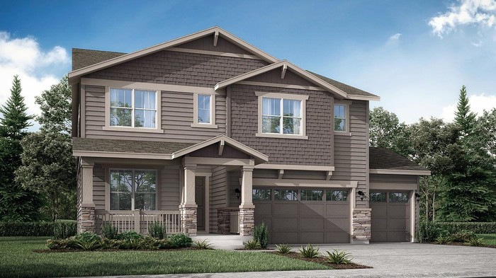 Ready To Build Home In Barefoot Lakes - The Grand Collection Community
