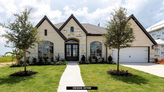 Move In Ready New Home In Meridiana 70' Community
