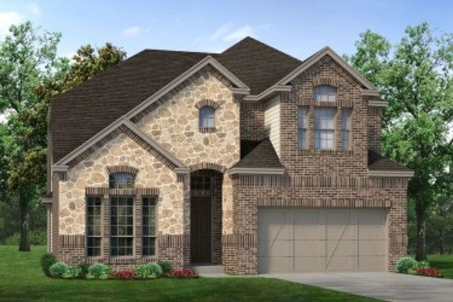 Ready To Build Home In Build on Your Lot with Sandlin Homes Community