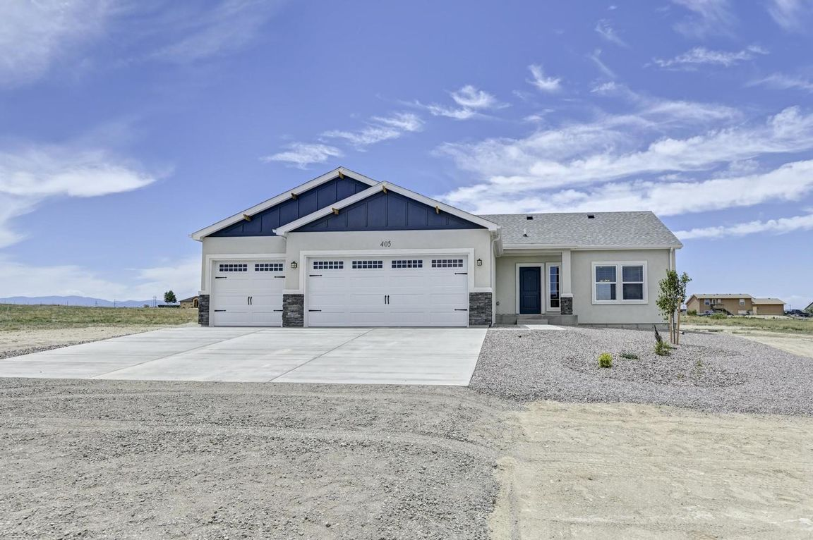 Move In Ready New Home In Yoder Community