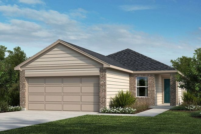 Ready To Build Home In The Overlook at Medio Creek Community