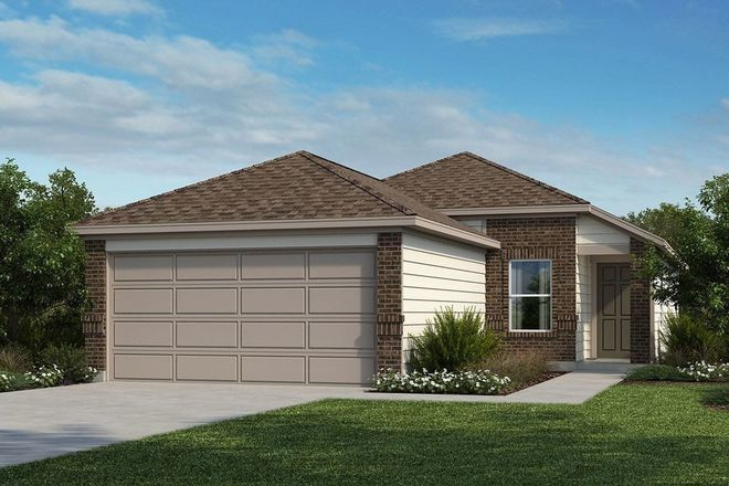 Ready To Build Home In Sky View Community