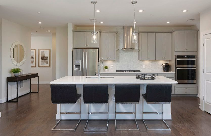 Move In Ready New Home In MetroPark at Arrowbrook Community