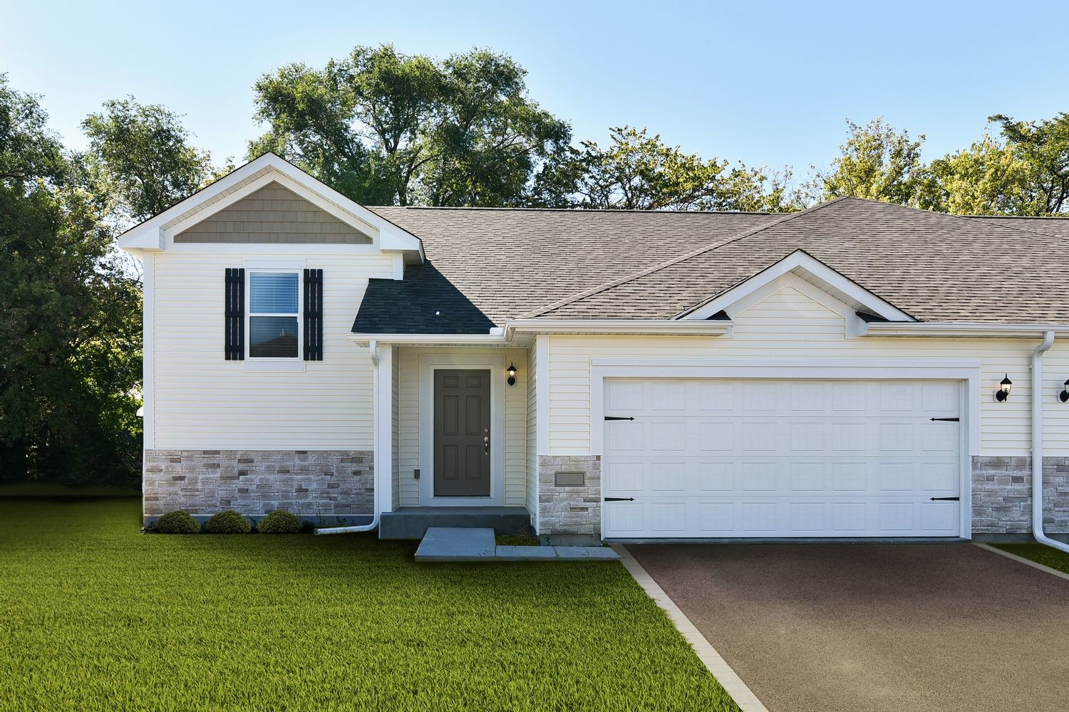 Ready To Build Home In White Tail Ridge Community