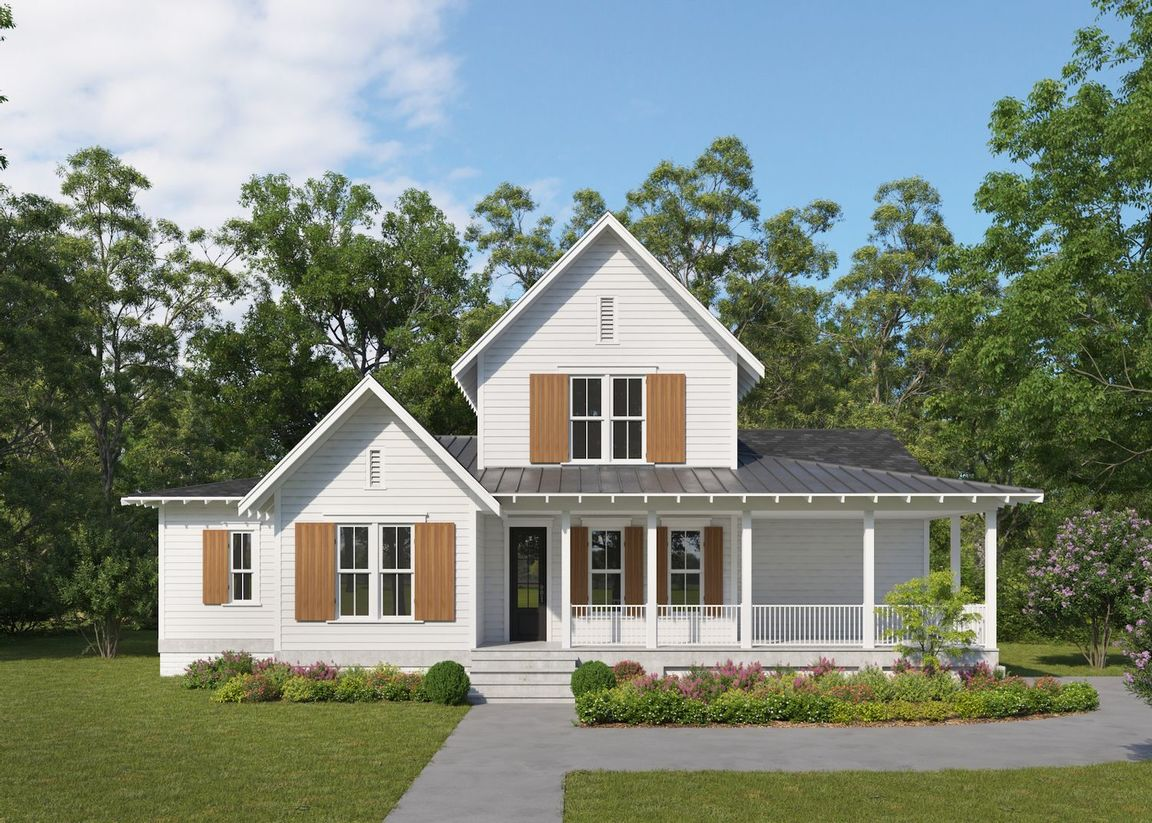 Ready To Build Home In Stonewood Farms Community