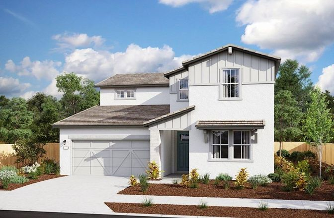 Ready To Build Home In Greyson at Twelve Bridges Community