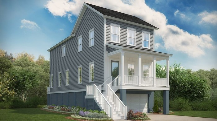 Move In Ready New Home In Estuary at Bowen Village Community