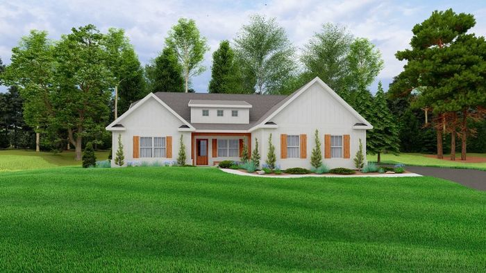 Ready To Build Home In Northgate Estates Community