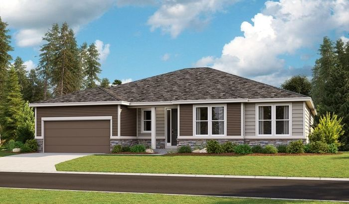Ready To Build Home In Magnolia Heights Community