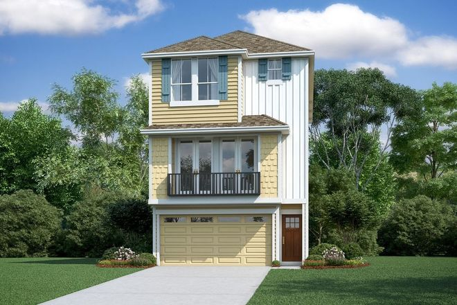 Move In Ready New Home In Kirby Landing Community