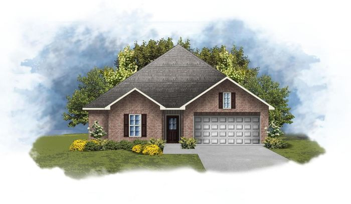 Ready To Build Home In Averies Way Community