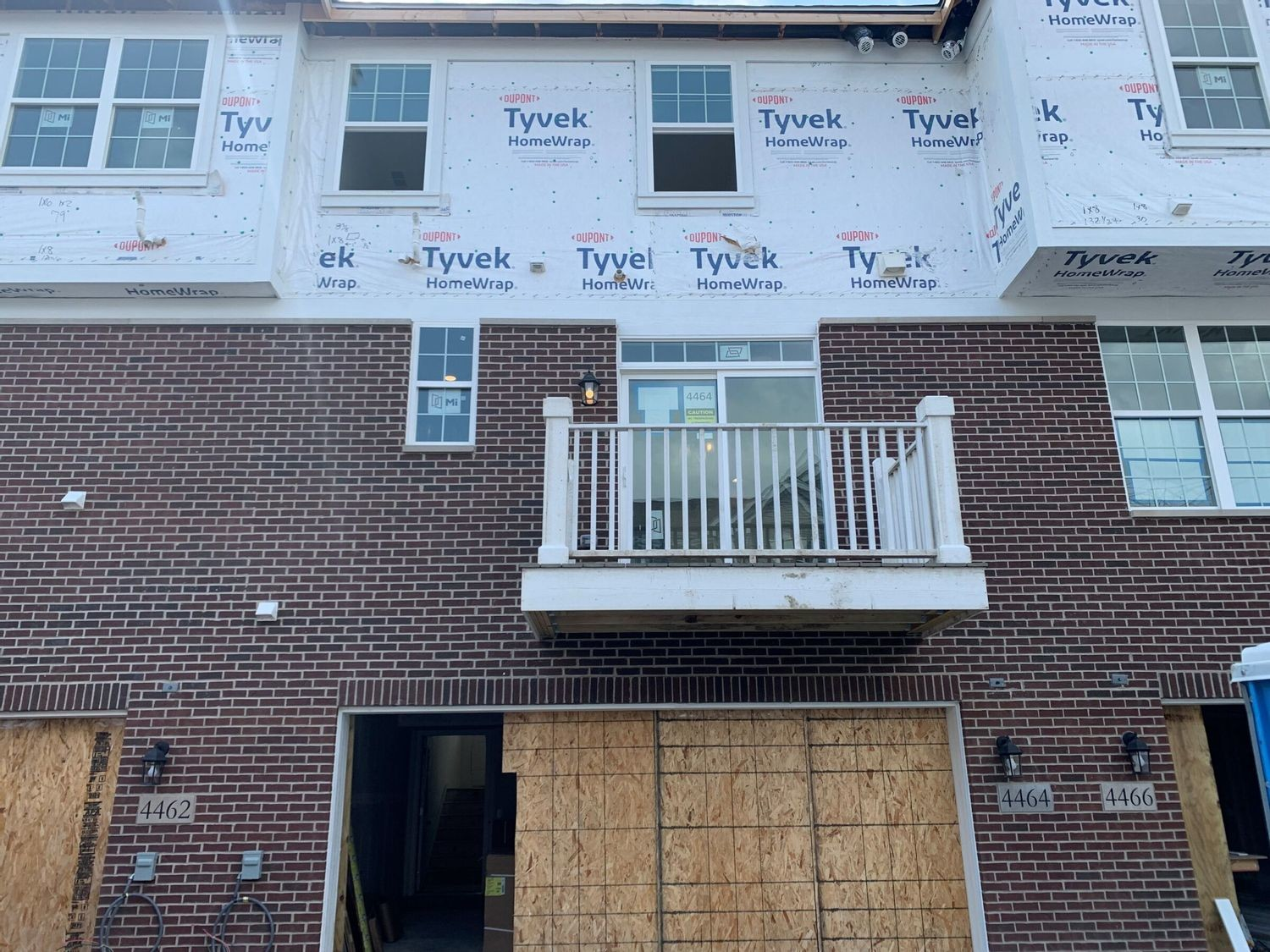 Move In Ready New Home In Emerson Park Community
