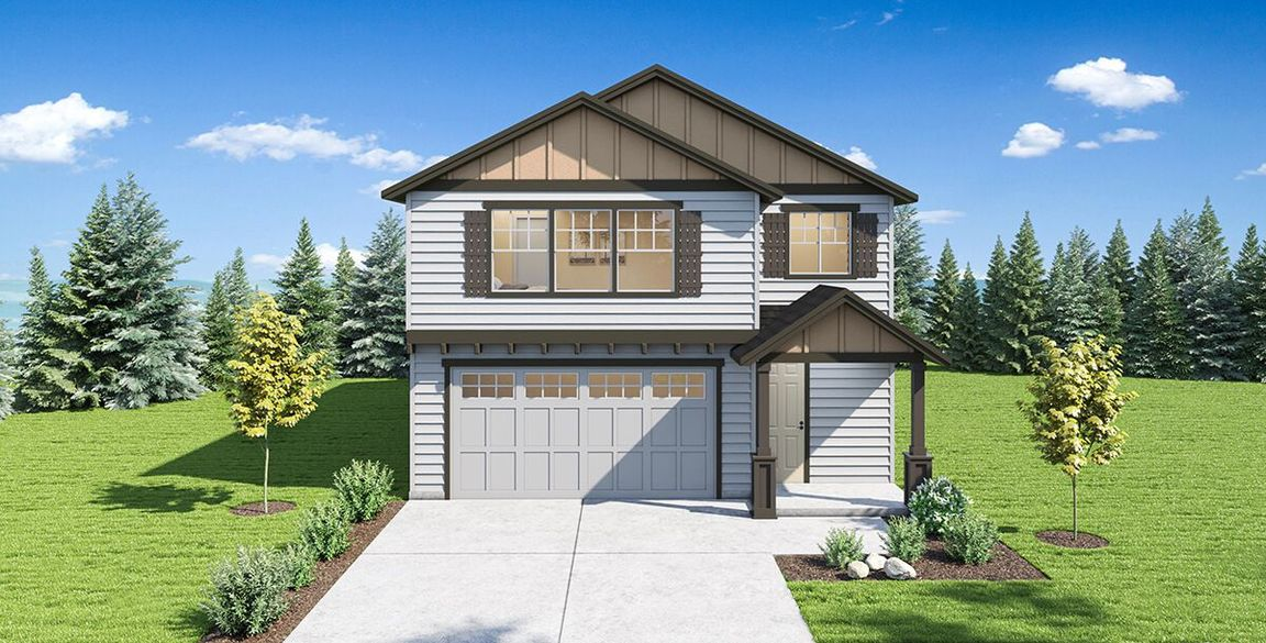 Ready To Build Home In The Heights at Red Mountain Ranch Community